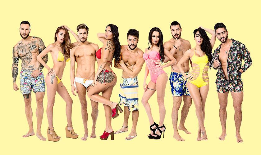 Integrantes de MTV Super Shore 2 (Segunda temporada)