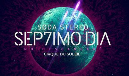Circo del Sol homenaje a Soda Stereo llega a Colombia