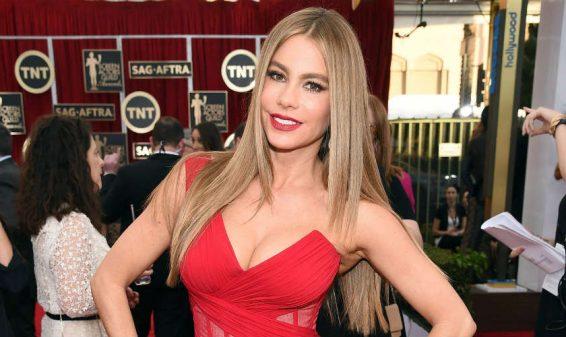 Sofía Vergara ingresa al listado de celebridades mejor pagadas