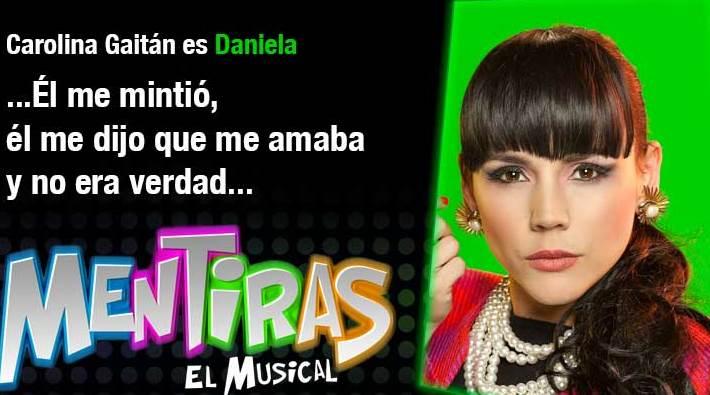 Teatro La Castellana anuncia el estreno de 'Mentiras, El Musical'