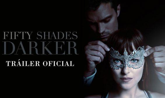Presentan primer trailer de la película 50 Sombras más oscuras