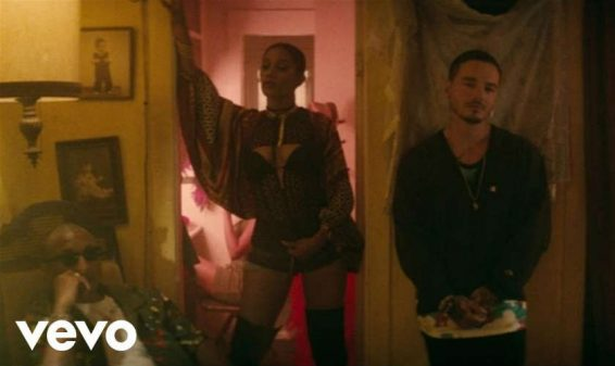 J Balvin estrena video de su canción Safari junto a Pharrell Williams