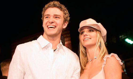 Justin Timberlake y Britney Spears alistan canción a dúo