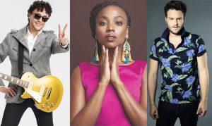 Los tres jurados de 'La Voz Teens' del Canal Caracol