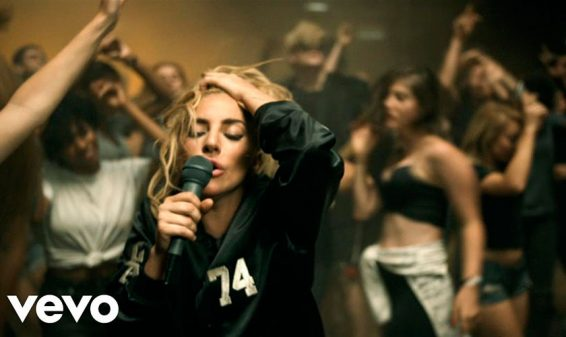 Lady Gaga presenta el video de su canción Perfect Illusion