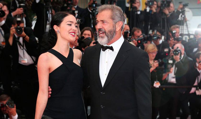 Mel Gibson será padre por novena vez - Entretengo.com