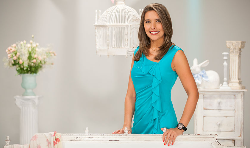 ¿Se va Mónica Rodríguez del programa Día a Día del Canal Caracol?
