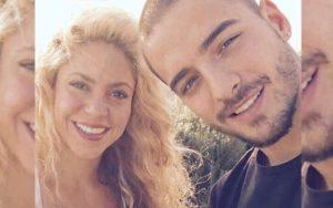 Shakira y Maluma preparan una canción juntos