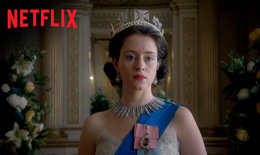 Subtitulado: Netflix presenta trailer de la serie The Crown - Entretengo