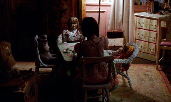 Warner Bros. Pictures presenta nuevo adelanto de la película Annabelle 2
