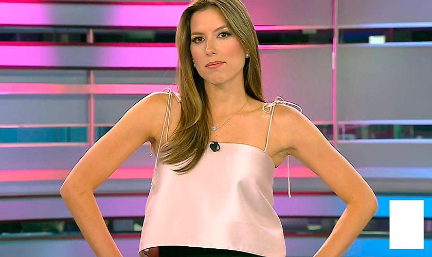La presentadora de Show Caracol Daniela Vega se casa - Entretengo