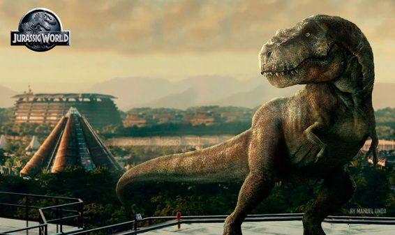 Jurassic World 2 tendrá más efectos visuales que sus antecesoras