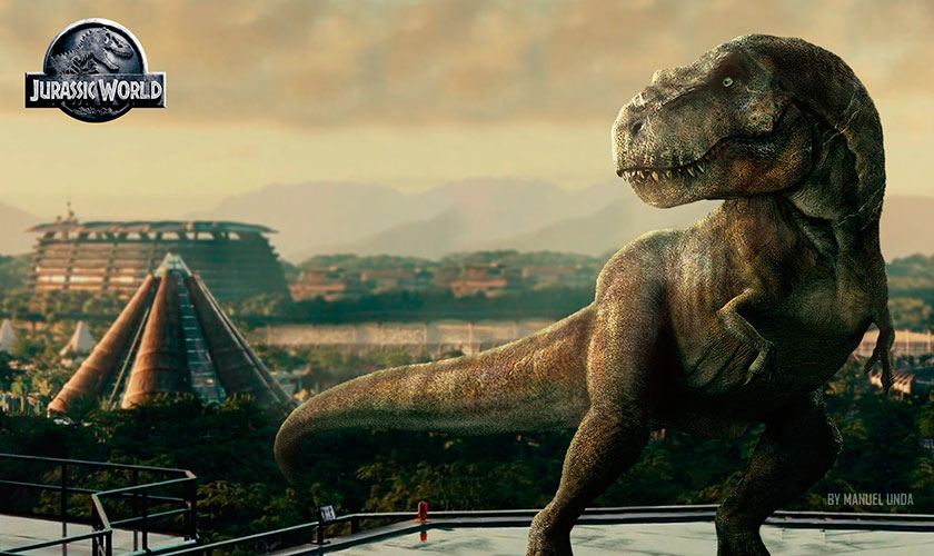 Jurassic World 2 tendrá muchos efectos visuales - Entretengo