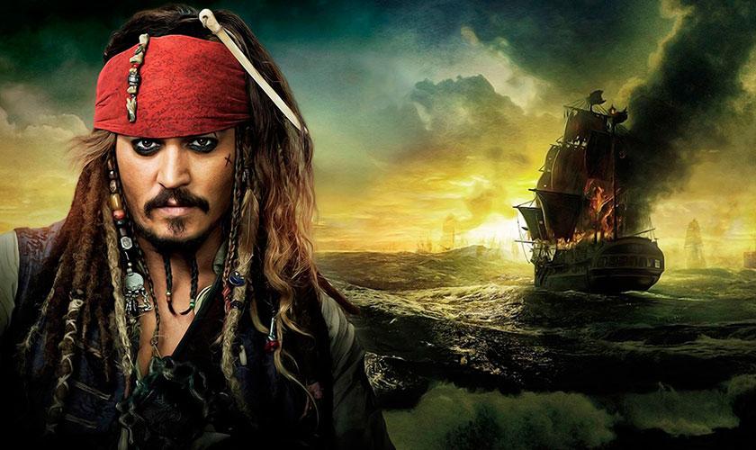 Subtitulado: Primer tráiler de Piratas del Caribe 5 - Entretengo