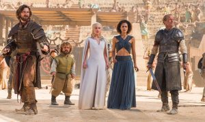 HBO quiere un spinoff de Game of Thrones - Entretengo