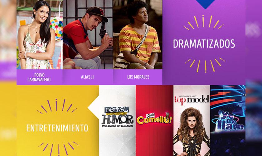 Producciones del Canal Caracol para el 2017 - Entretengo