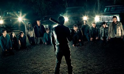 The Walking Dead rompe records de audiencia - Entretengo