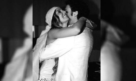 Claudia Bahamón envía emotivo mensaje de aniversario a su esposo