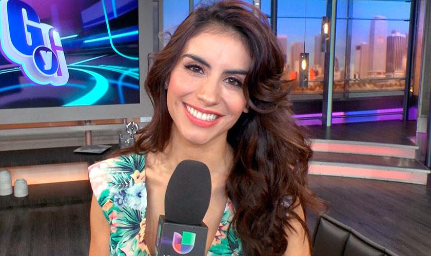 Despiden a Jessica Cediel de la cadena hispana Univisión