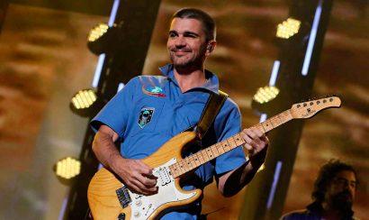 Juanes y Café Tacvba en concierto homenaje a Soda Stereo - Entretengo