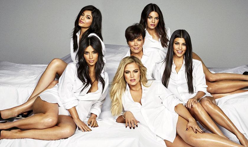 ¿Cuanto dinero gana la familia Kardashian?, aquí te lo contamos!