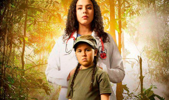 Seriado La Niña del Canal Caracol llega a la plataforma digital Netflix