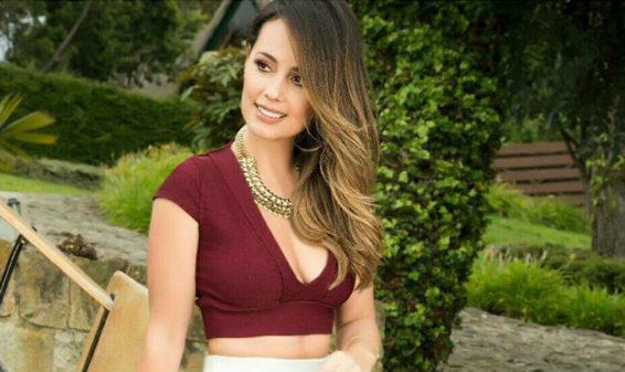 La presentadora Milena López será empresaria de la moda