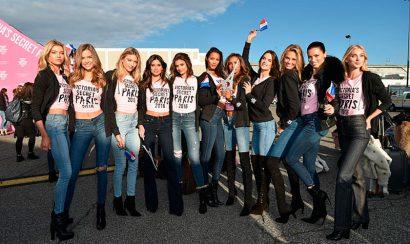 Show de Los Angeles de Victoria's Secret Paris 2016 - Entretengo