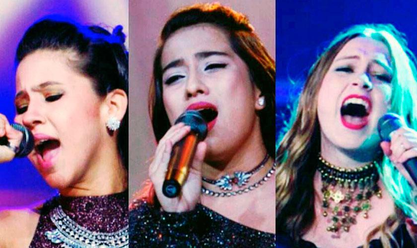 Finalistas de La Voz Teens del Canal Caracol - Entretengo