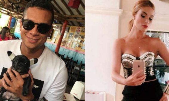 Terminó la relación entre Sara Uribe y Freddy Guarín
