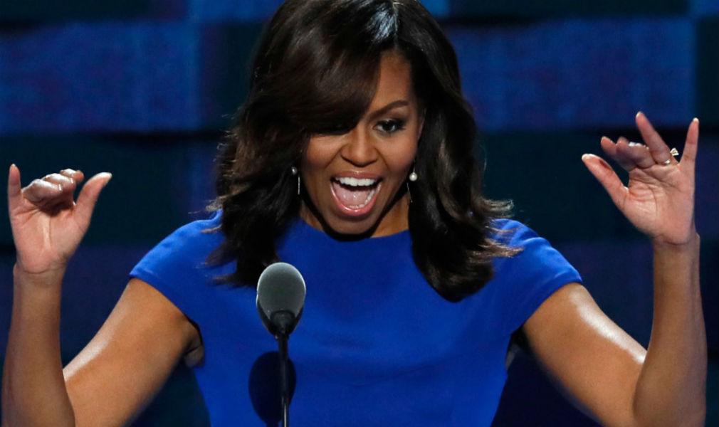 Michelle Obama llega a MaterChef Junior Estados Unidos - Entretengo