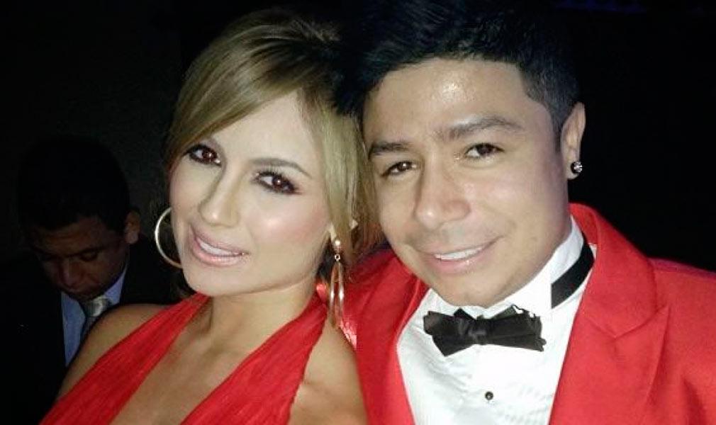 El cantante Daniel Calderón habla de su relación con Sara Uribe