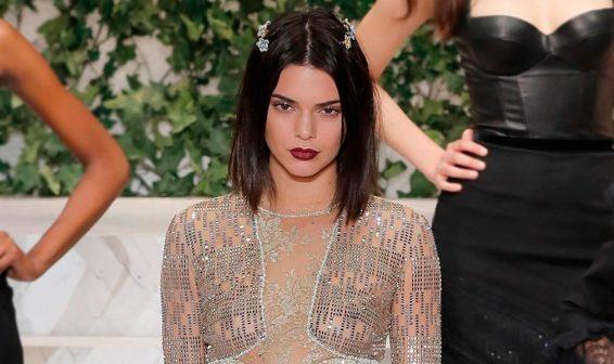 Kendall Jenner cambia de look con un radical corte de pelo