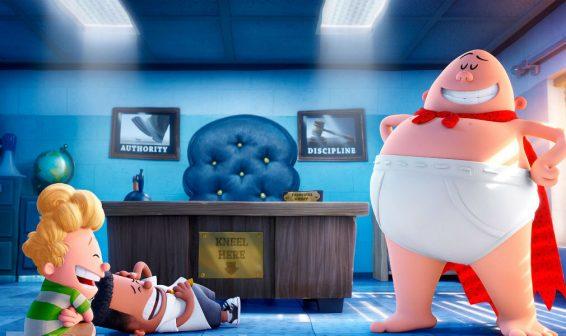 Revelan primer trailer de la película animada 'Capitán Calzoncillos'