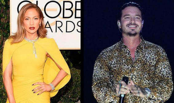 J Balvin y Jennifer Lopez realizarán una canción juntos