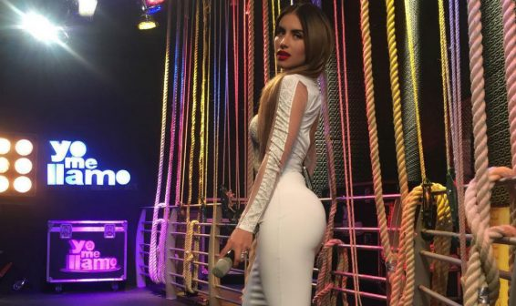 Jessica Cediel reacciona al ver bailar a Pipe Bueno y Amparo Grisales