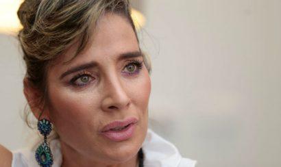 Luly Bossa actriz en pleito legal por la enfermedad de su hijo - Entretengo