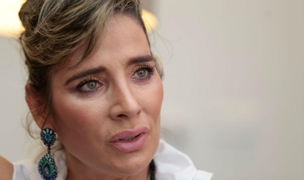 La actriz Luly Bossa en pleito legal por enfermedad de su hijo