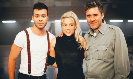 Mira el nuevo vídeo de Prince Royce y Shakira 'Deja Vu'