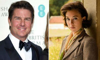 Tom Cruise y Vanessa Kirby tienen una relación amorosa - Entretengo