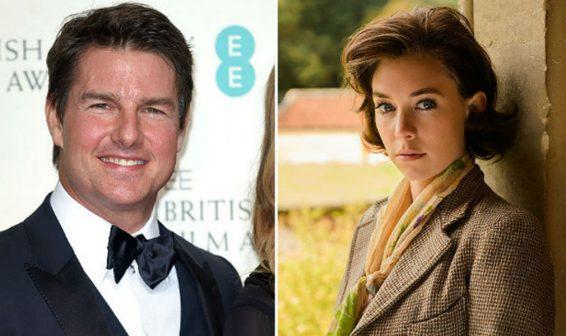 Tom Cruise y Vanessa Kirby tienen una relación amorosa
