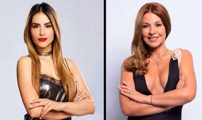 Ampro Grisales y Jessica Cediel discuten en 'Yo me llamo' - Entretengo