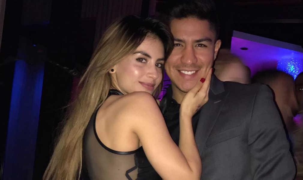 Jessica Cediel aclara rumores sobre relación con boxeador