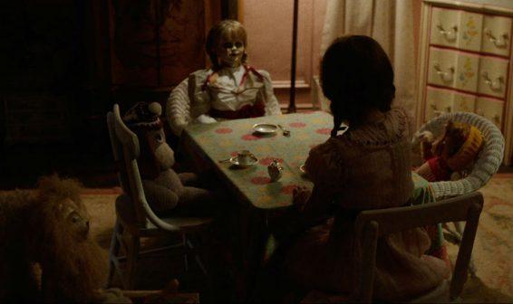 Mira el primer trailer de la película de terror 'Anabelle 2: La Creación'
