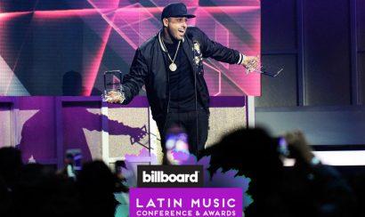 Lista completa de los ganadores de los Premios Billboard Latinos 2017 - Entretengo