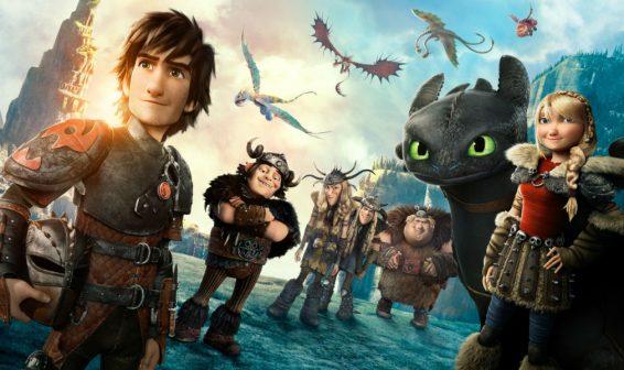 Revelan detalles de la película Cómo entrenar a tu Dragón 3