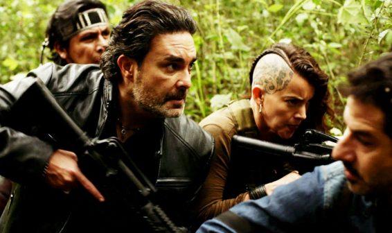 Telemundo cambia de horario la versión mexicana de 'El Capo' por bajo rating