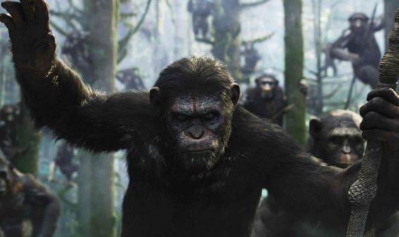 Revelan nuevo trailer de la película 'El Planeta de los simios: La Guerra'