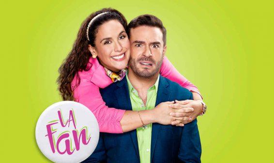 Telenovela 'La Fan' de Juan Pablo Espinosa será recortada por bajo rating