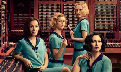 Mira el primer trailer de 'Las Chicas del Cable' nueva serie de Netflix - Entretengo
